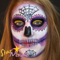sugar skull voorbeeld