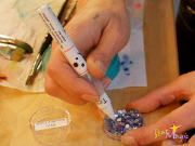 magic pen swarovski steentjes